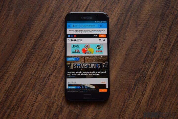 Galaxy A7 (2017) - SamMobile