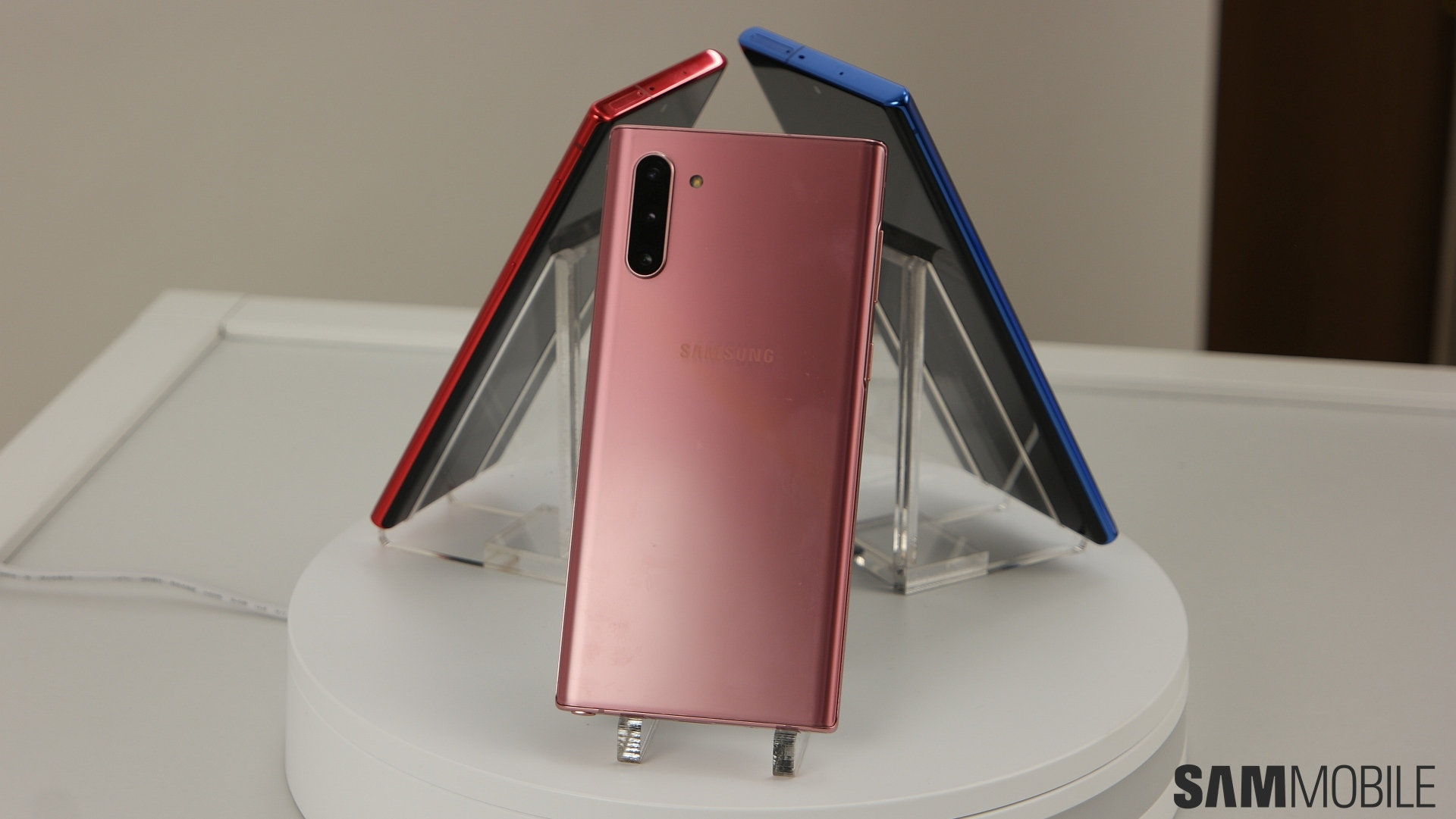 galaxy note 10 hands on