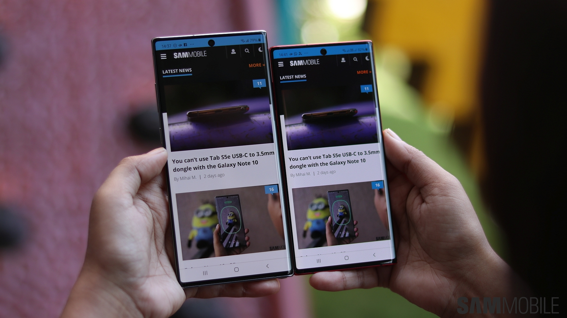 Samsung Galaxy Note 10 Plus review: Big, beautiful, and