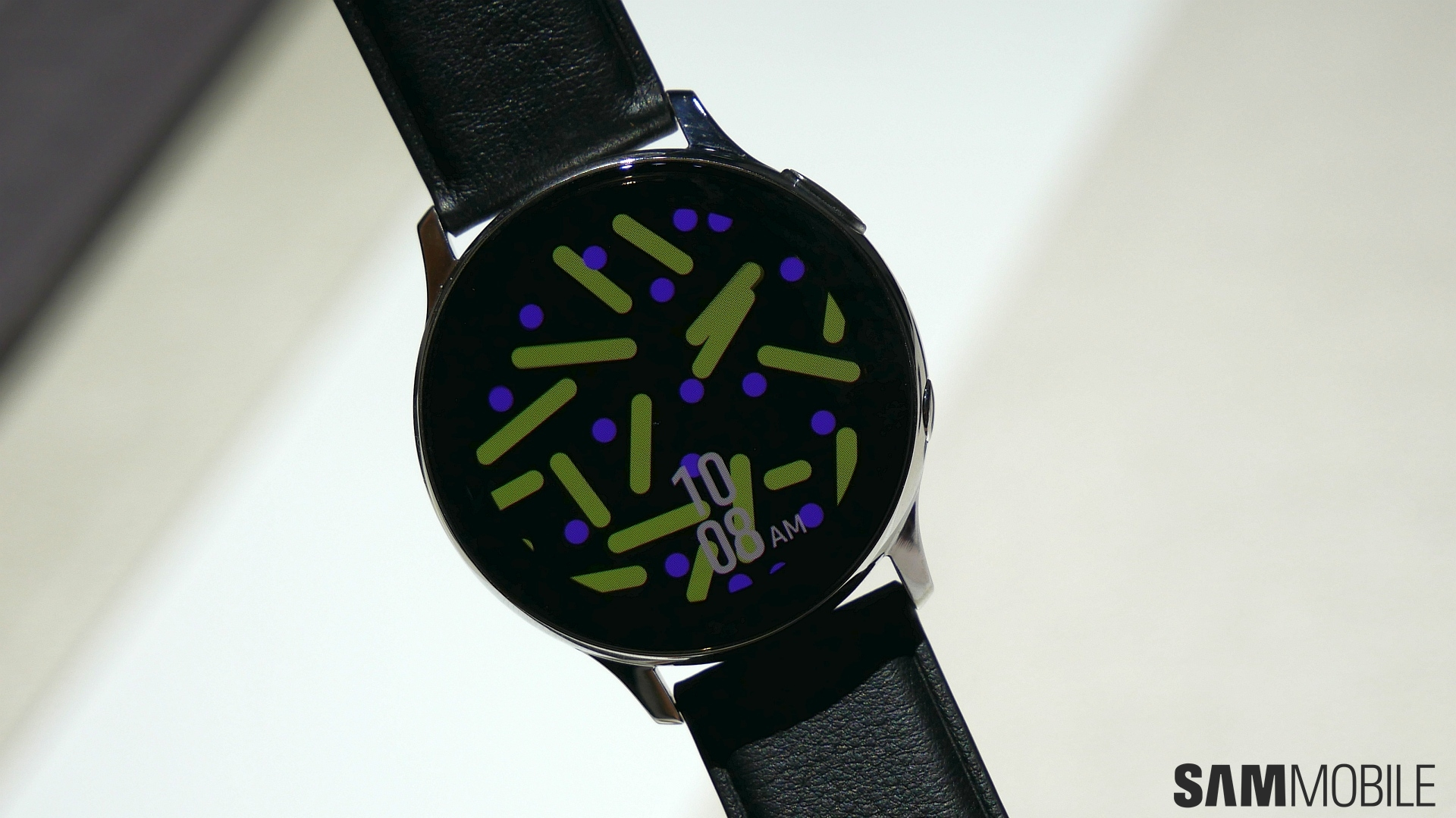 Galaxy Watch Active 2 hands-on: It'll touch your heart..
