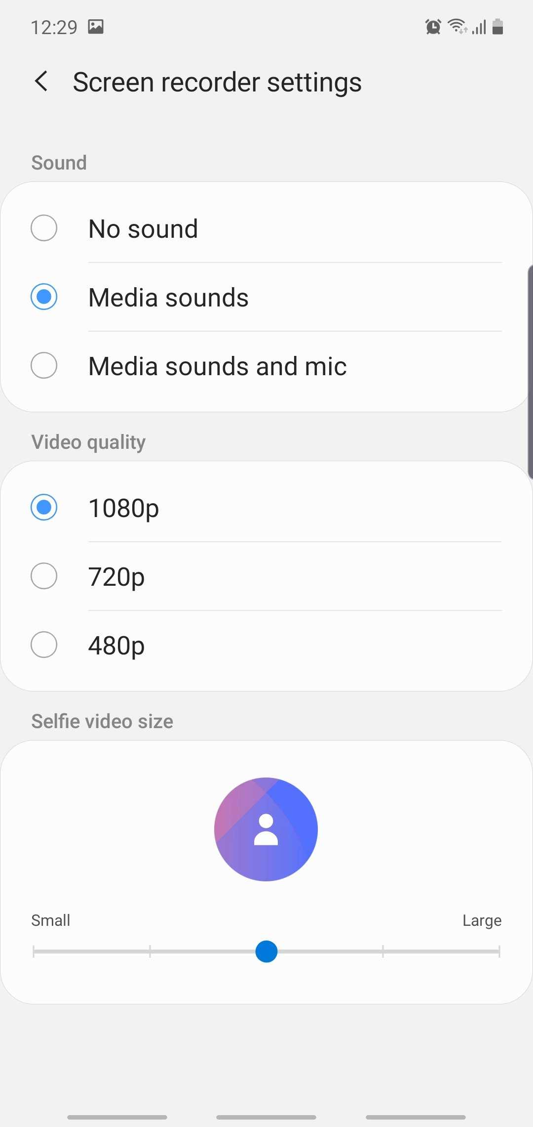 How to set up and record the screen on the Galaxy Note 10