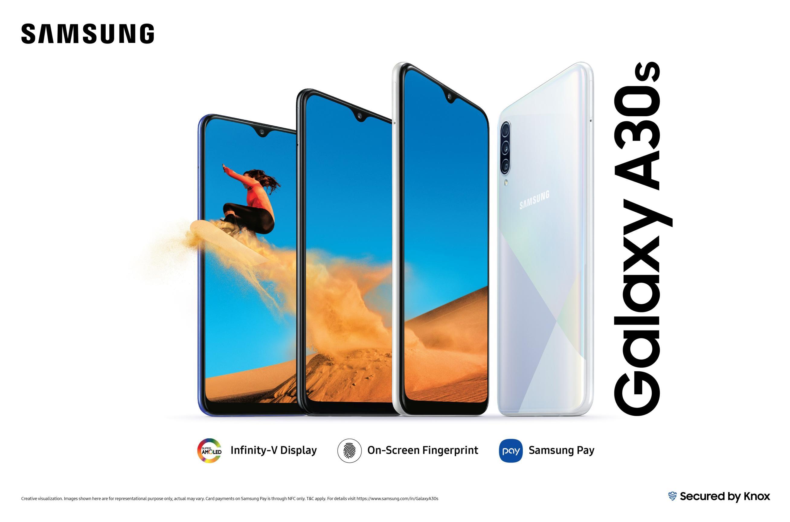 Samsung Galaxy A30s - SamMobile