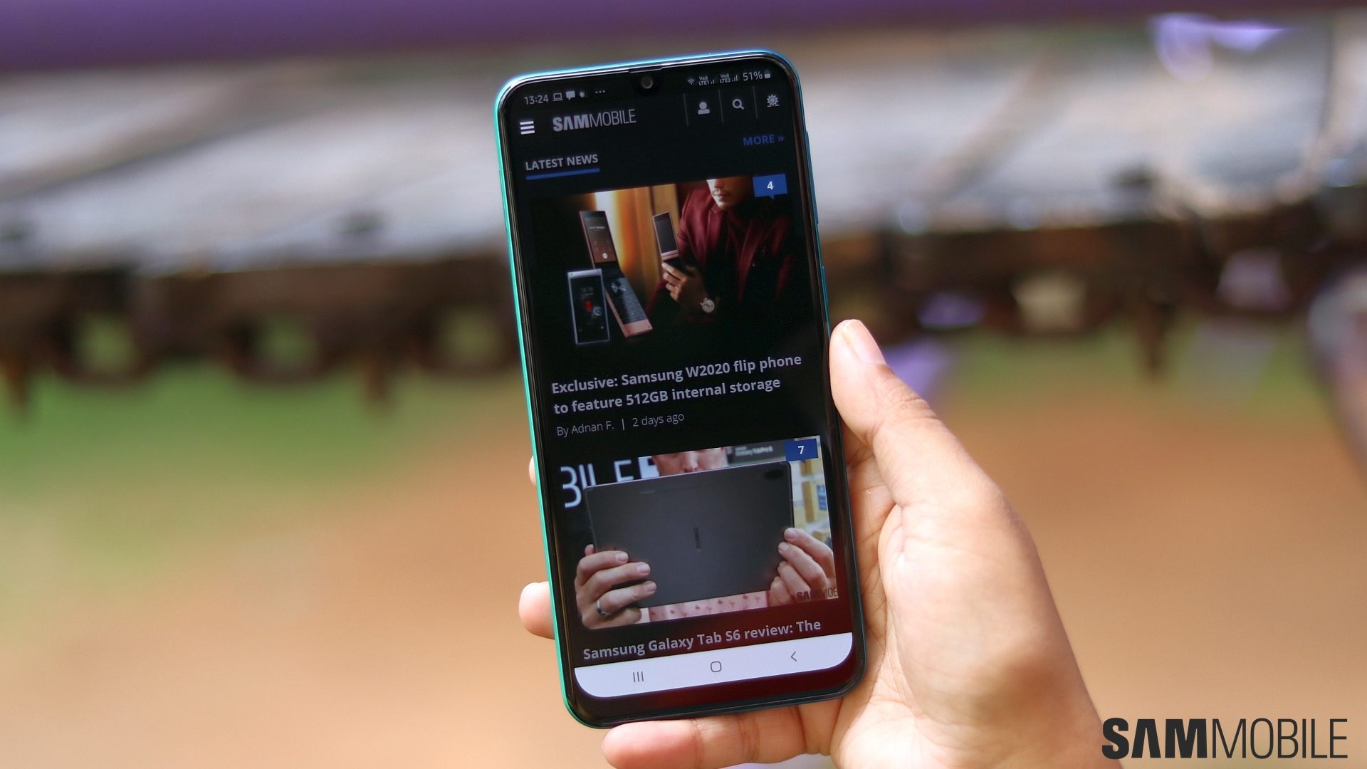 Galaxy M30s review