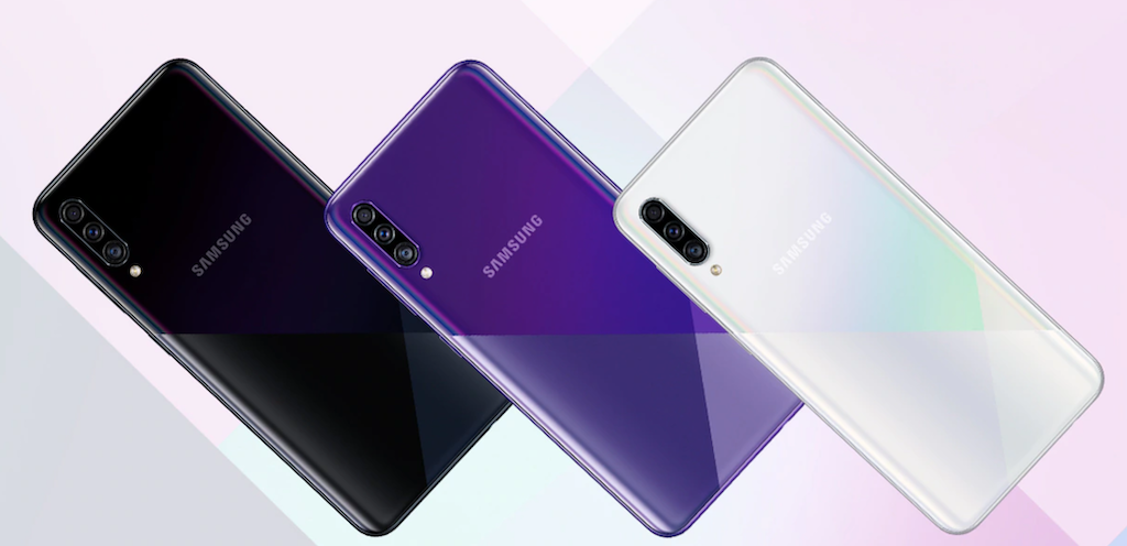 Samsung starts rolling out Android 10 update to Galaxy A30s - SamMobile