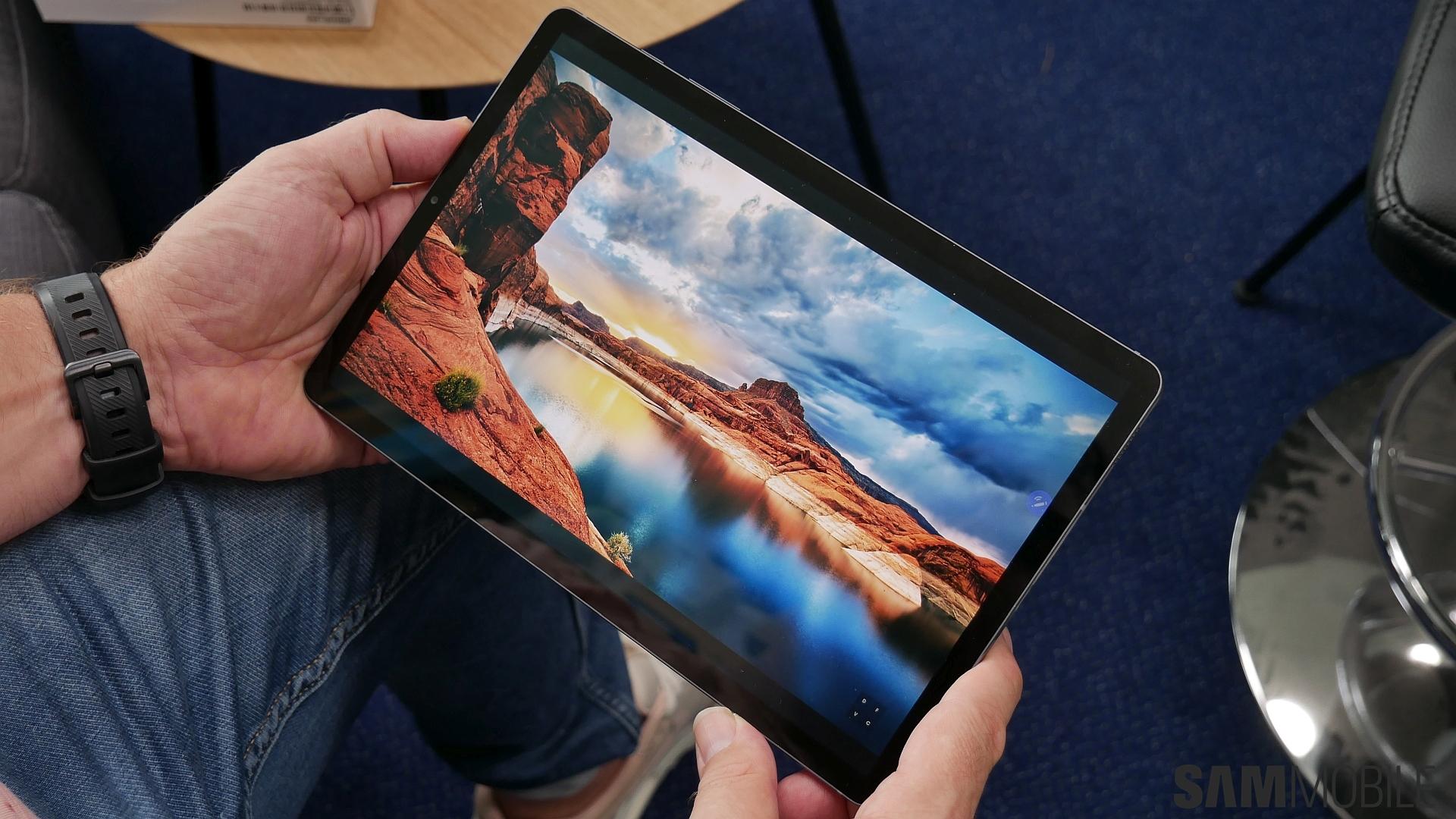Якими планшетами готовий порадувати своїх прихильників Samsung 1