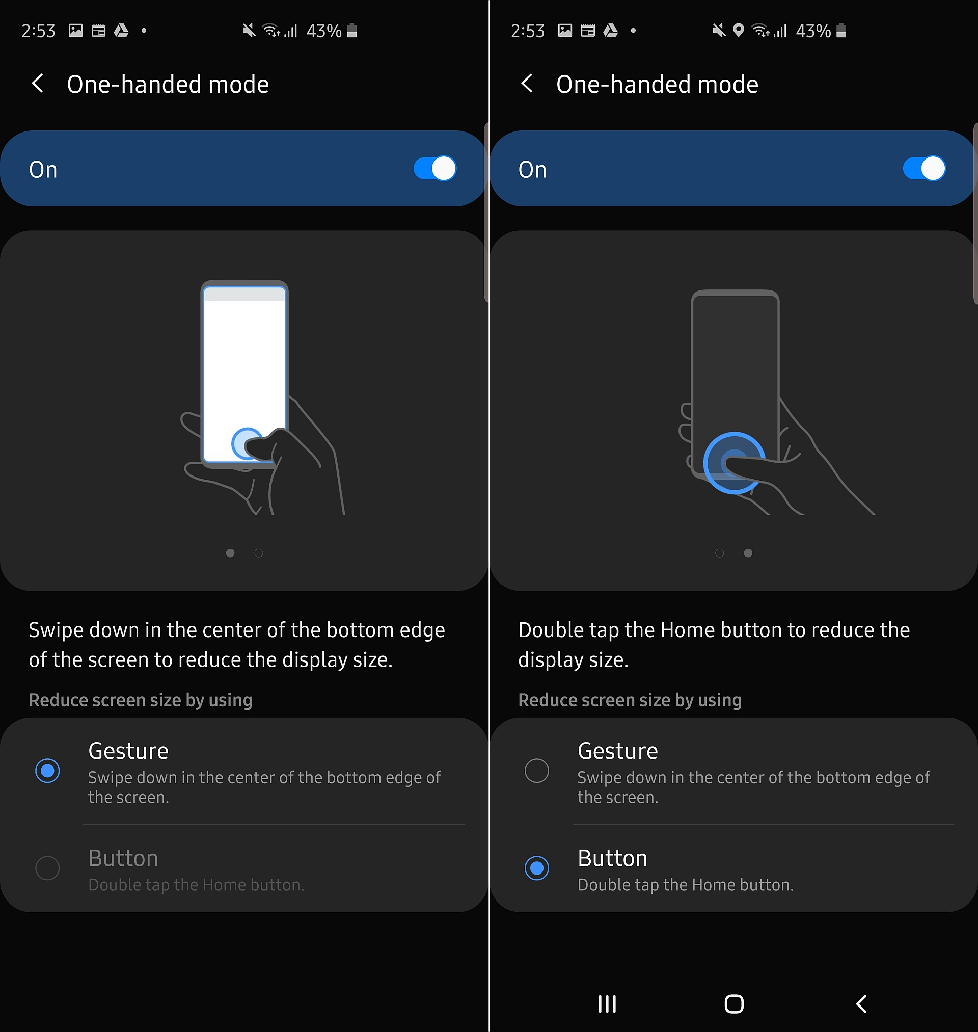 All the new features in Galaxy S10 Android 10 One UI 2.0 beta ...