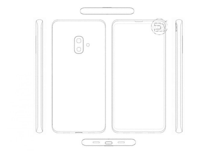 galaxy s10 lite design patent