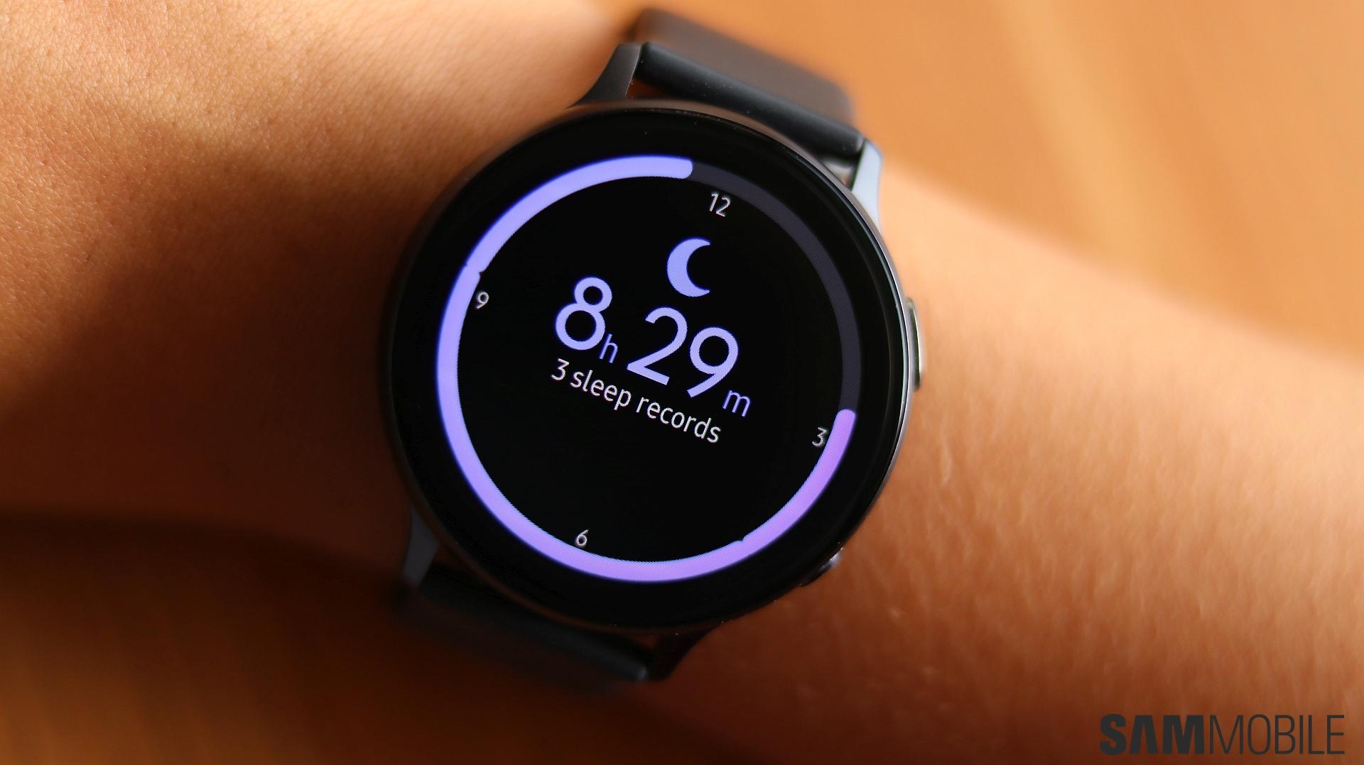 Galaxy Watch Active 2 review: Samsung's best smartwatch yet - SamMobile