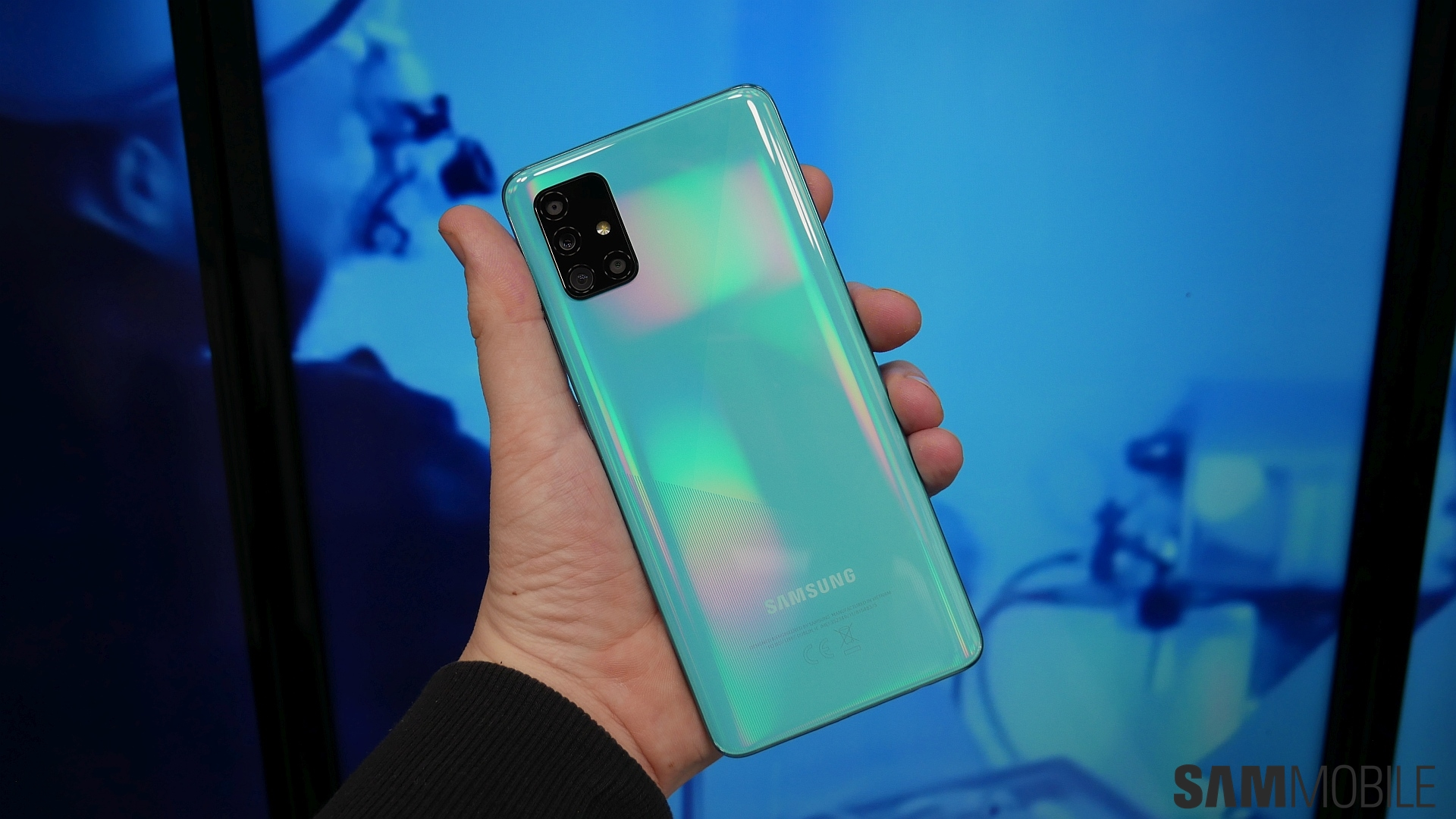 New Galaxy A51 Firmware Update Rolls Out With April 2020 Security Patch Sammobile
