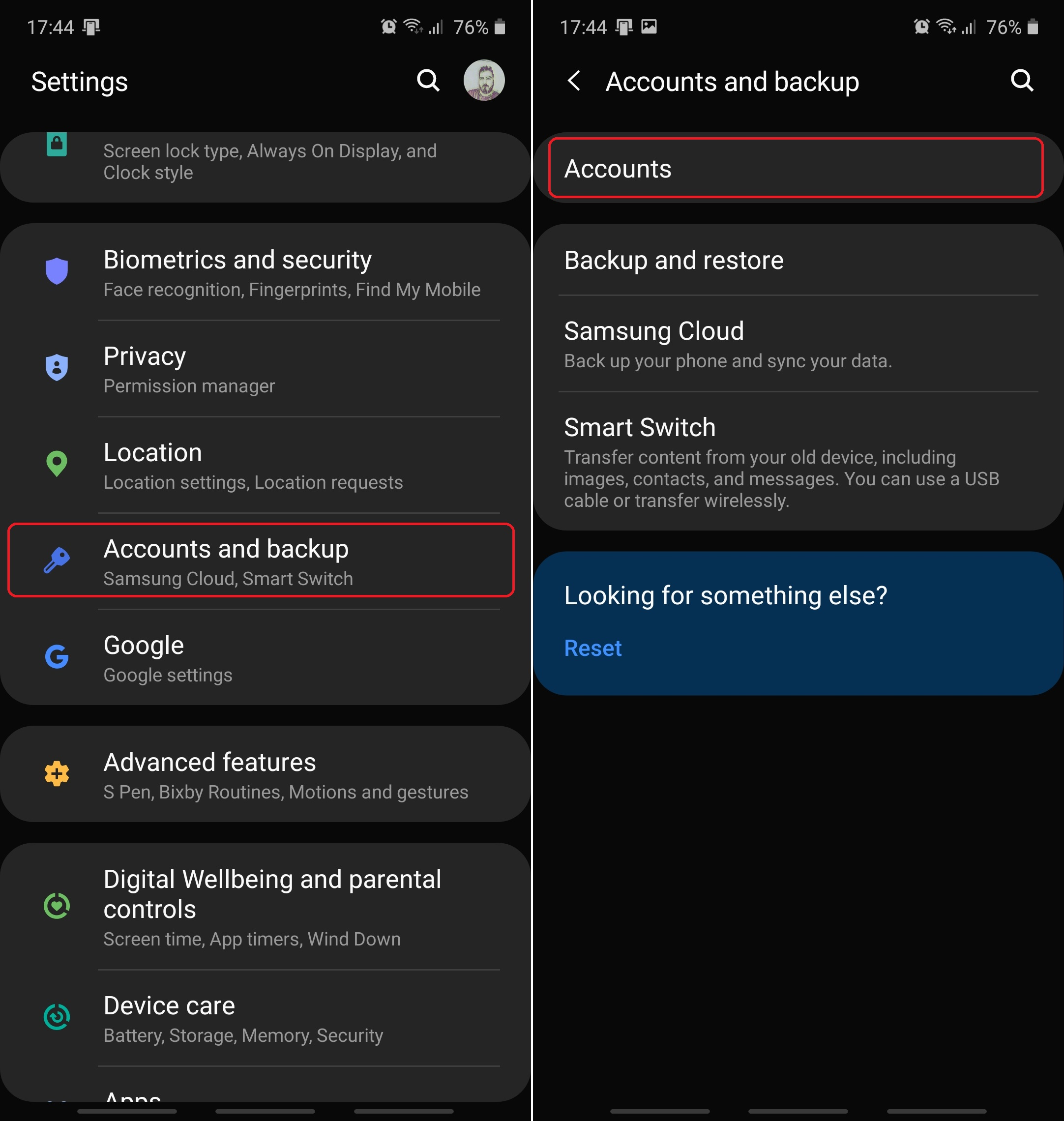 How to secure your Samsung account with Two-Step verification