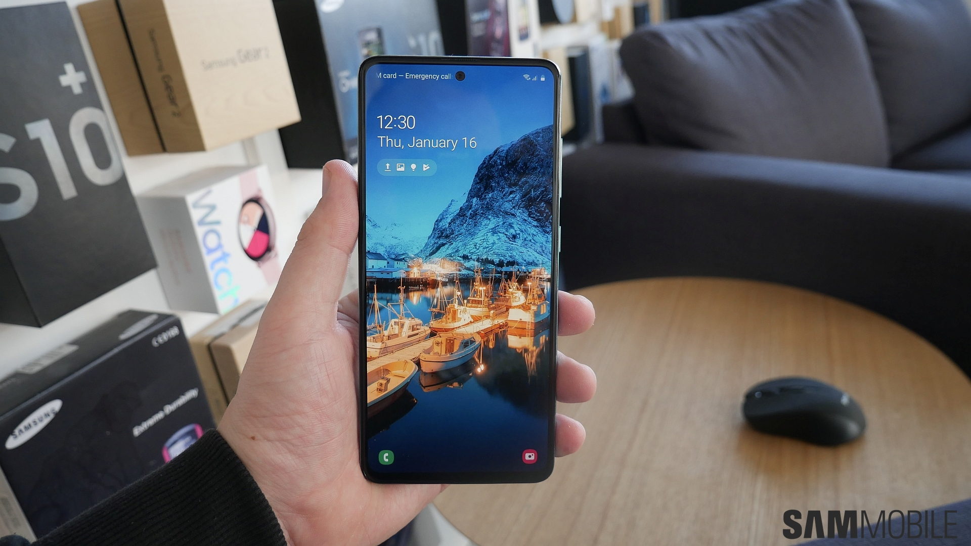 Samsung Galaxy A51 Review Perfect In Its Own Reality Sammobile