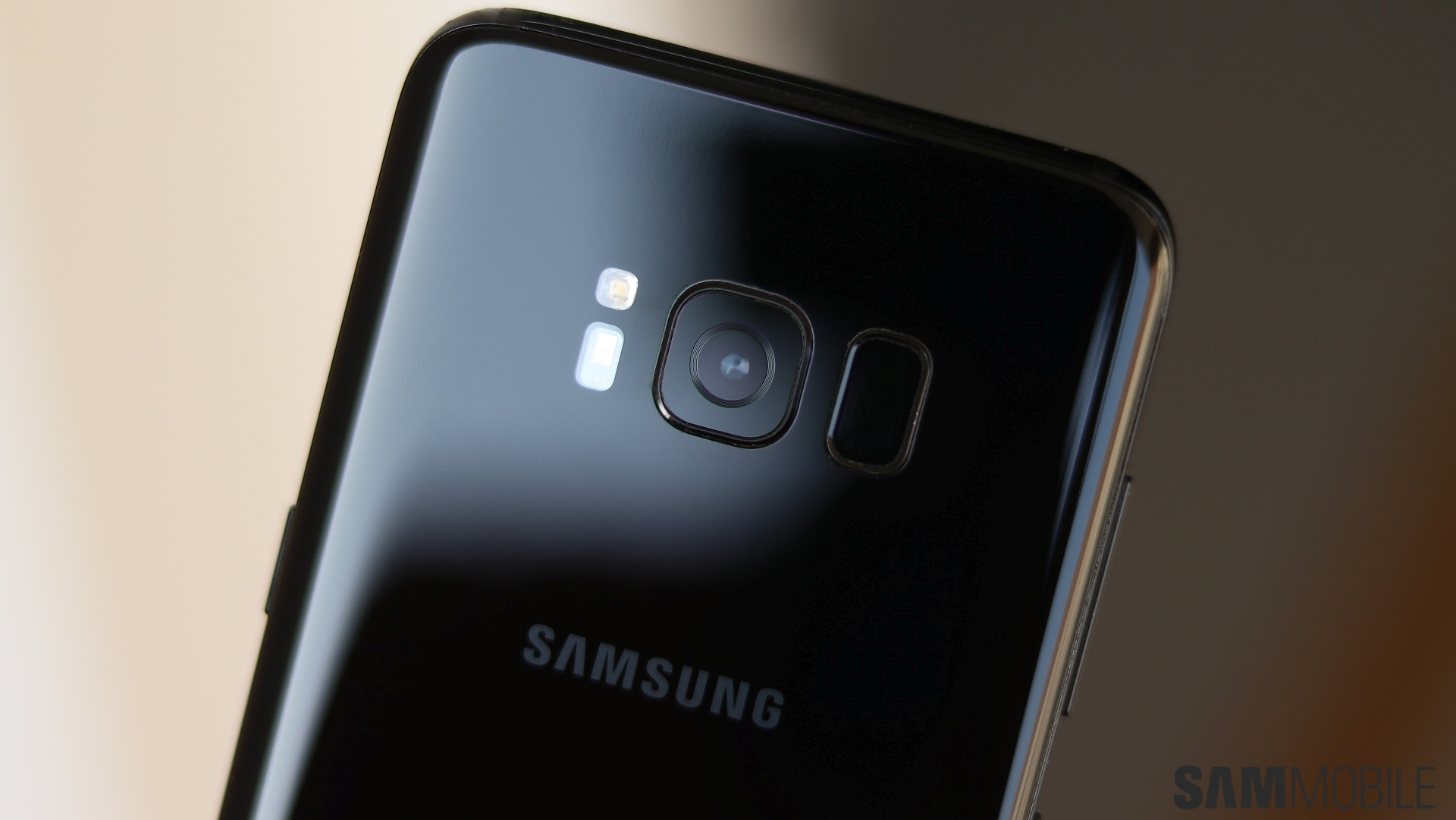 samsung galaxy s8 update rolls out