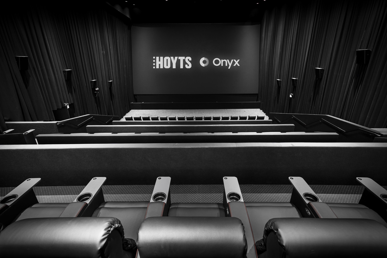 Samsung Onyx Cinema LED Display HOYTS Entertainment Quarter Moore Park Sydney Australia