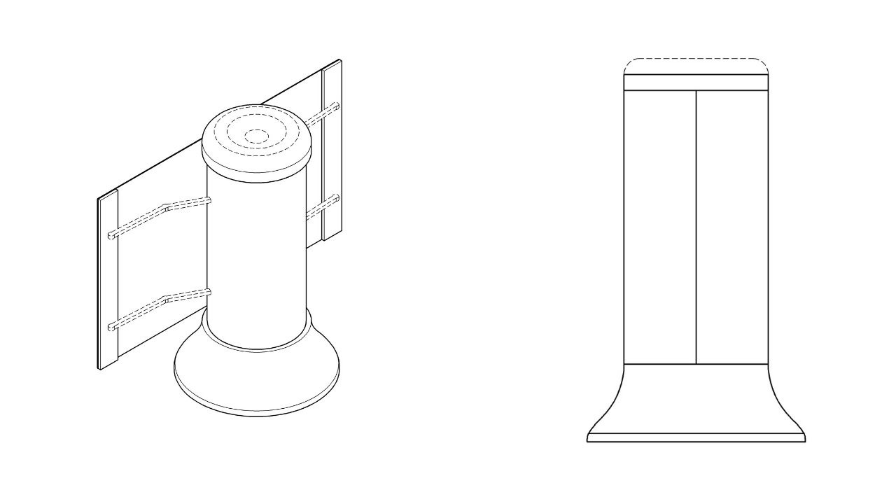 Samsung Smart Speaker Rollable Display Patent