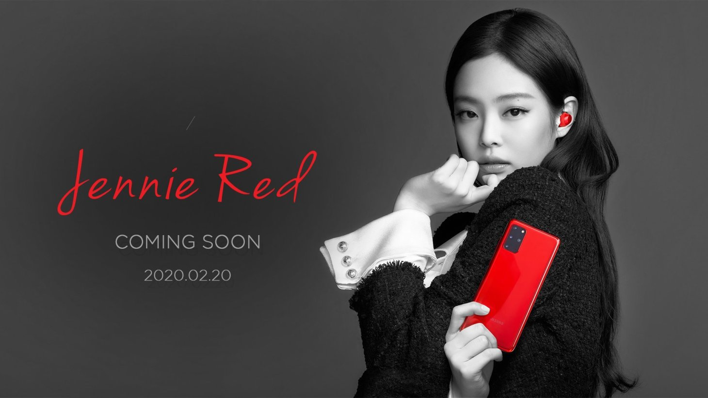 Blackpink S Jennie Gets Own Color For The Galaxy S20 And Galaxy Buds Sammobile