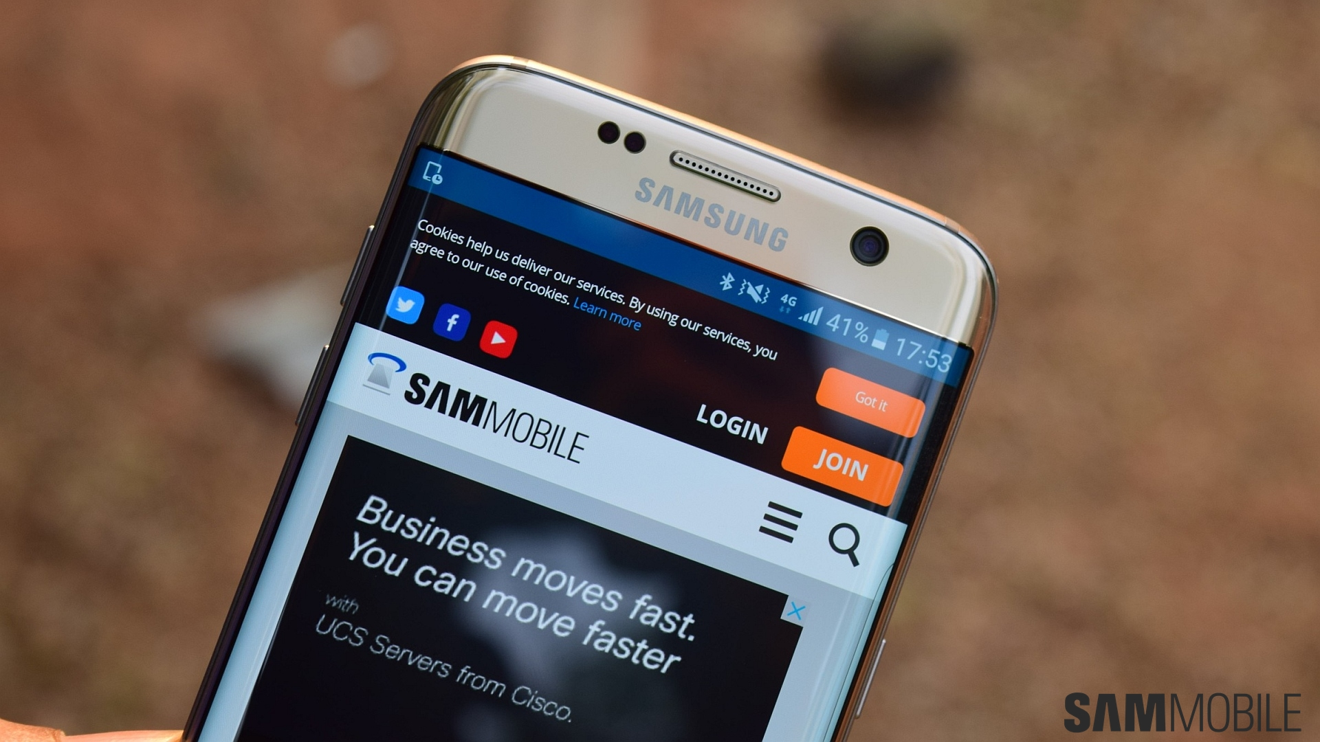 Samsung Galaxy S7 and S7 edge still getting security ...