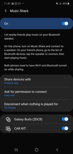 Samsung Galaxy S10 Note 10 One UI 2.1 Update Features