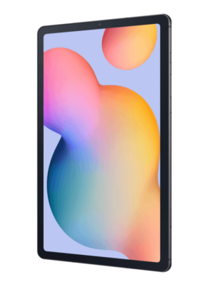 Samsung Galaxy Tab S6 Lite Right Angle Design Blue