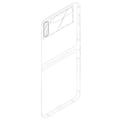 Samsung Galaxy Z Flip 2 Design B