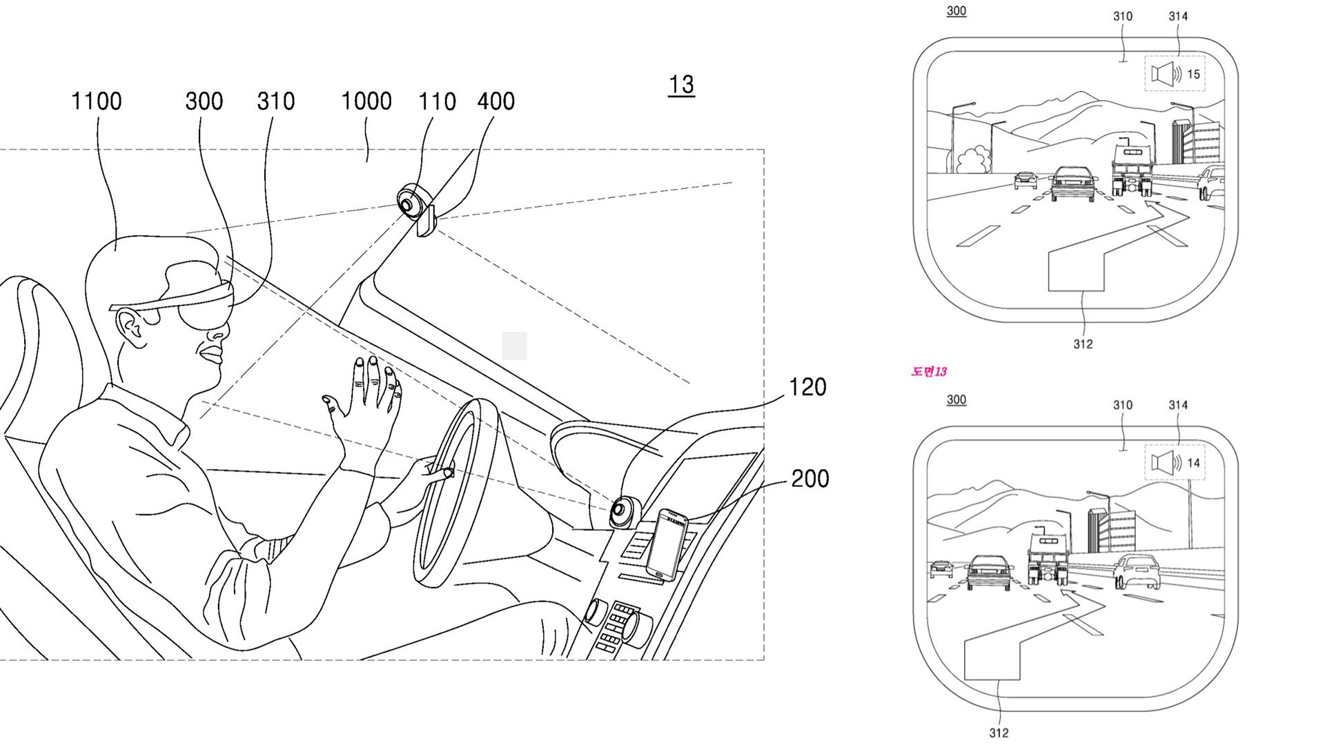 Samsung AR Glasses Patent Turn By Turn Navigations.jpg