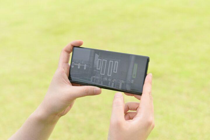 Solución de inteligencia artificial basada en drones de Samsung para administrar torres celulares 4G 5G con un teléfono inteligente