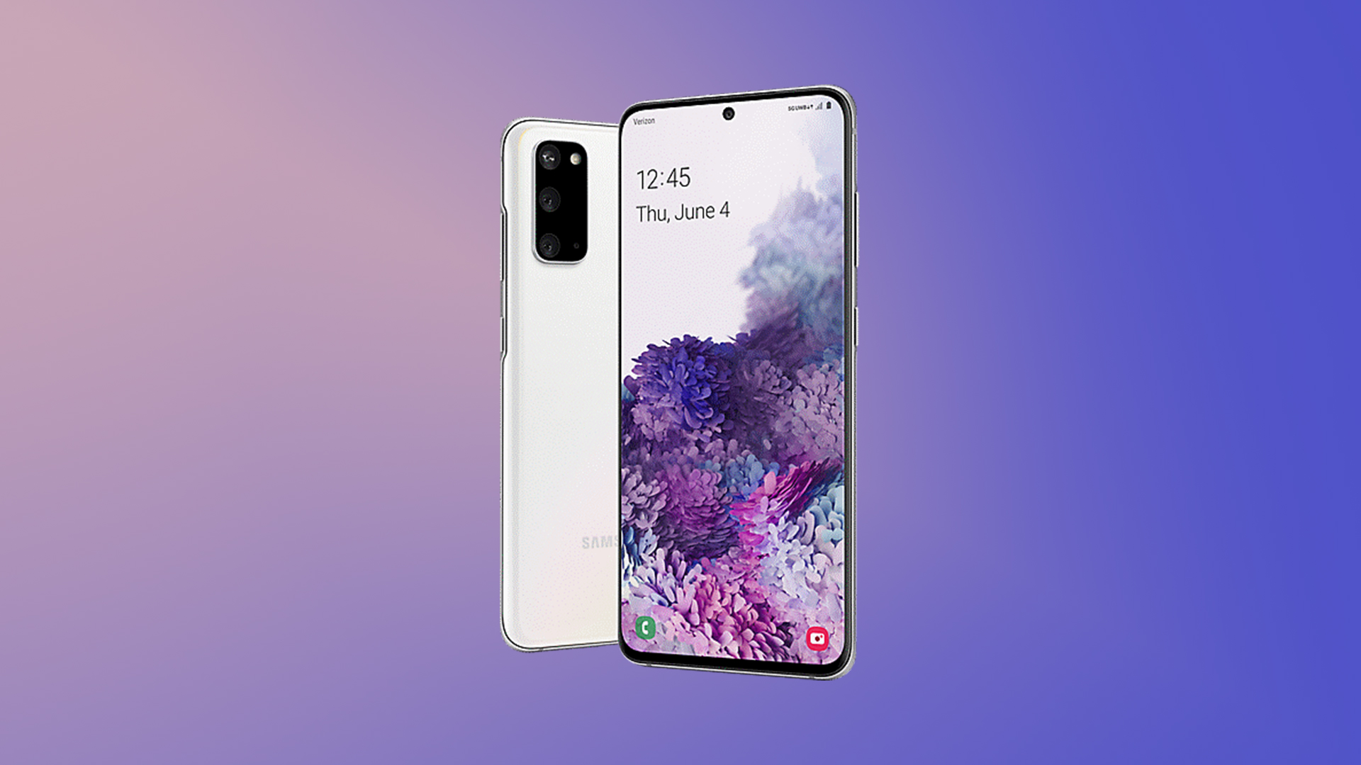 Samsung Galaxy S20 5G UW Cloud White 01
