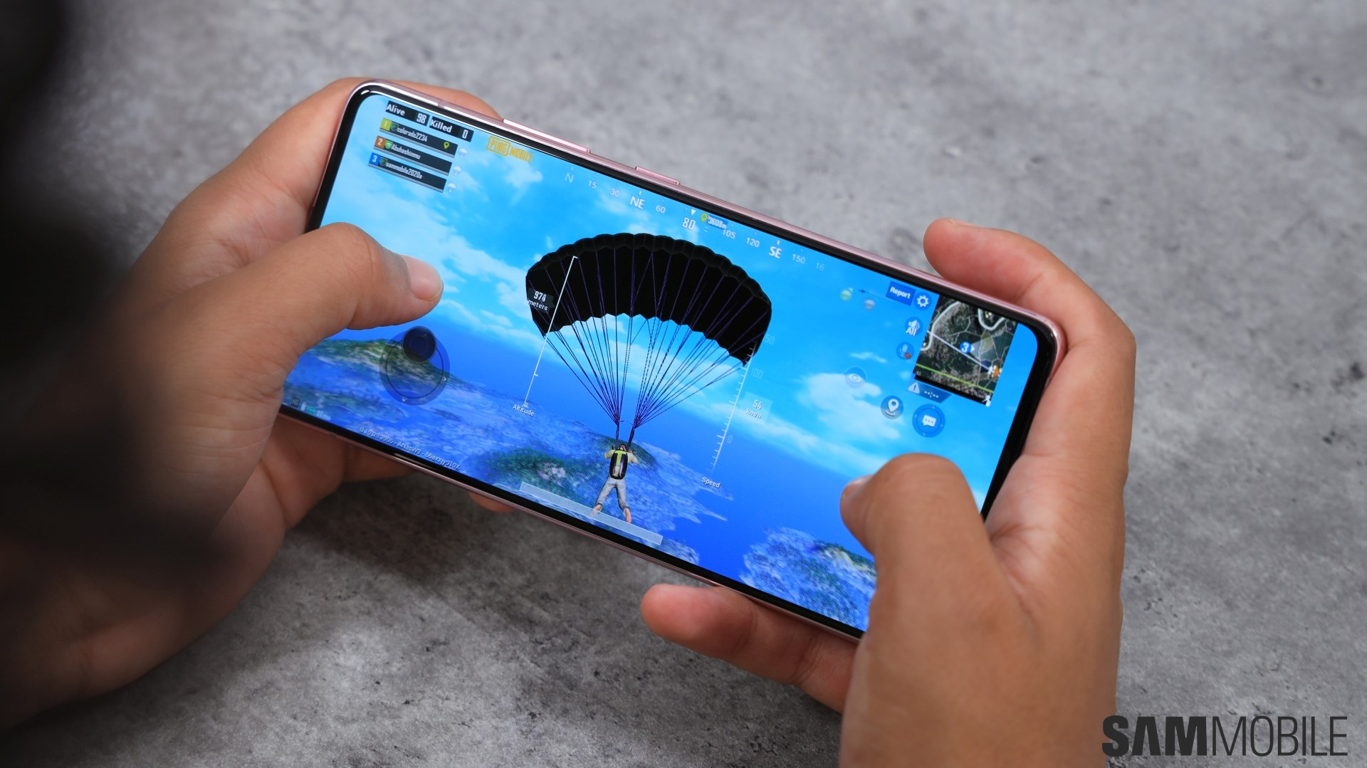 galaxy a51 5g review