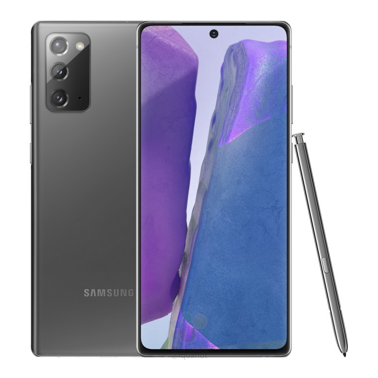 Massive Galaxy Note 20 Leak Reveals Full Specifications Images Sammobile