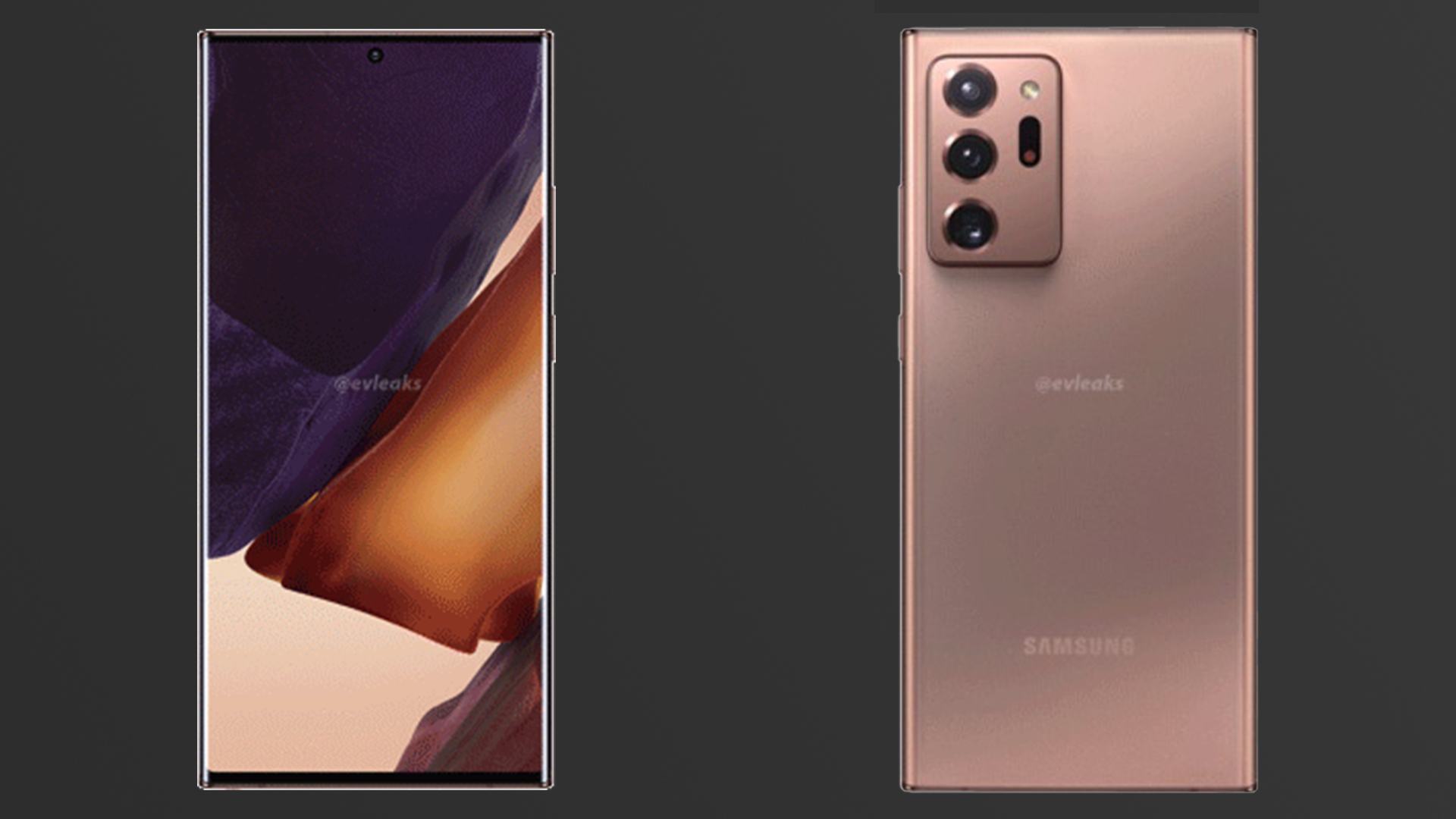 Here S The First Look At A 360 Degree Galaxy Note 20 Ultra Render Sammobile