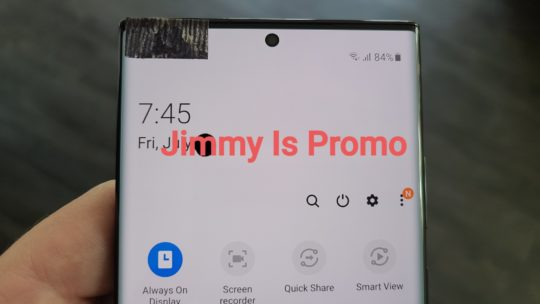 Samsung Galaxy Note 20 Ultra Selfie Camera