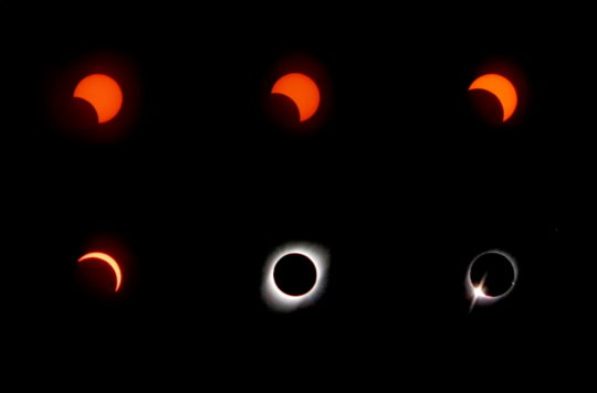 Samsung Galaxy S10 Plus Camera Solar Eclipse June 21 2020 Images Ivan Castro La Higuera
