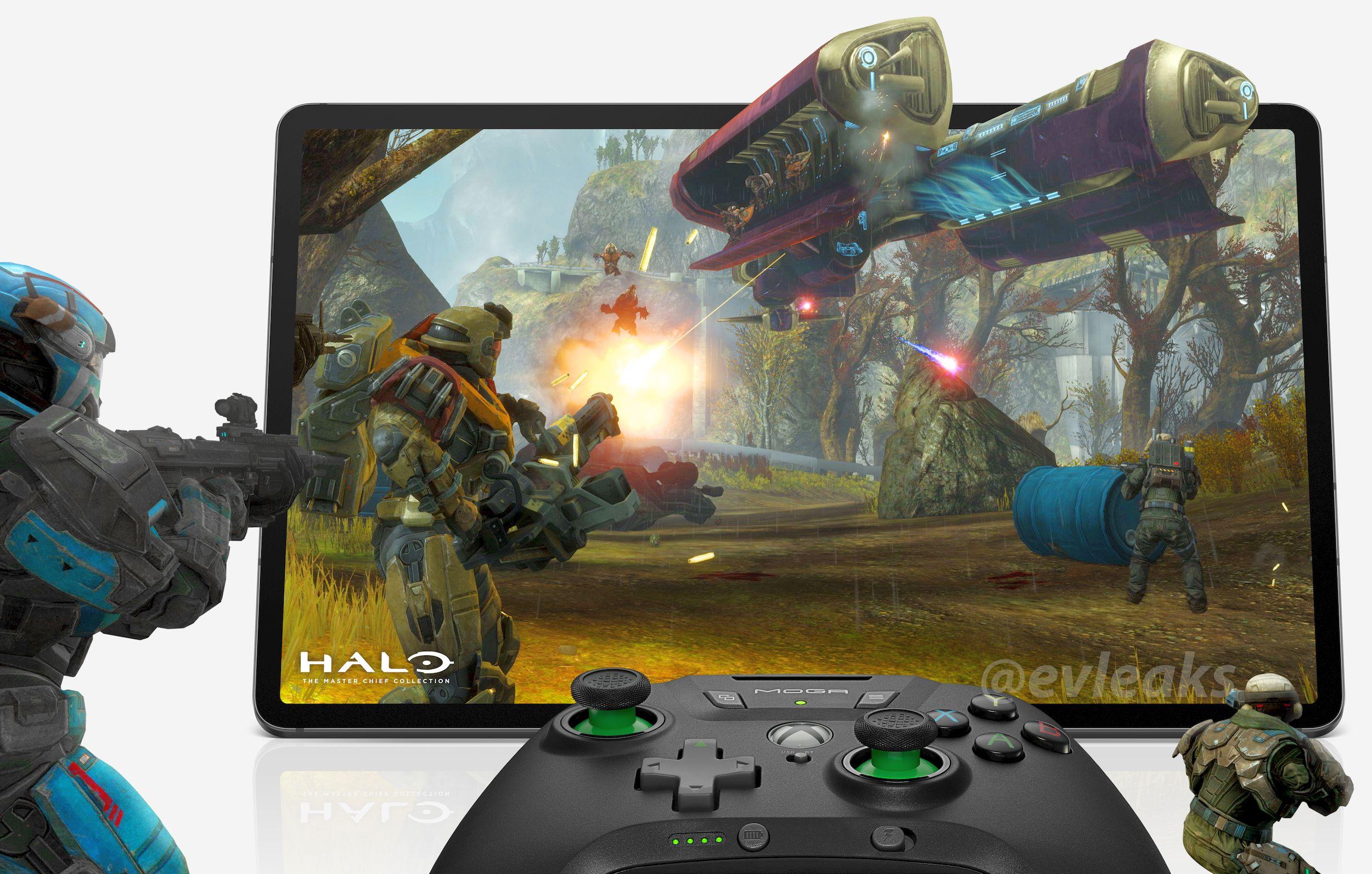 Samsung Galaxy Tab S7 Plus Xbox Game Pass