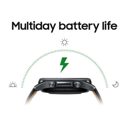 Samsung Galaxy Watch 3 Battery Life