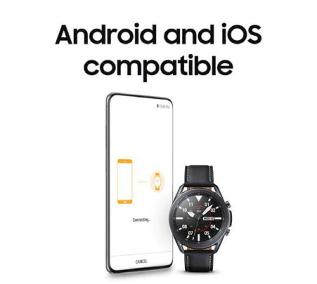 Samsung Galaxy Watch 3 Device Compatibility
