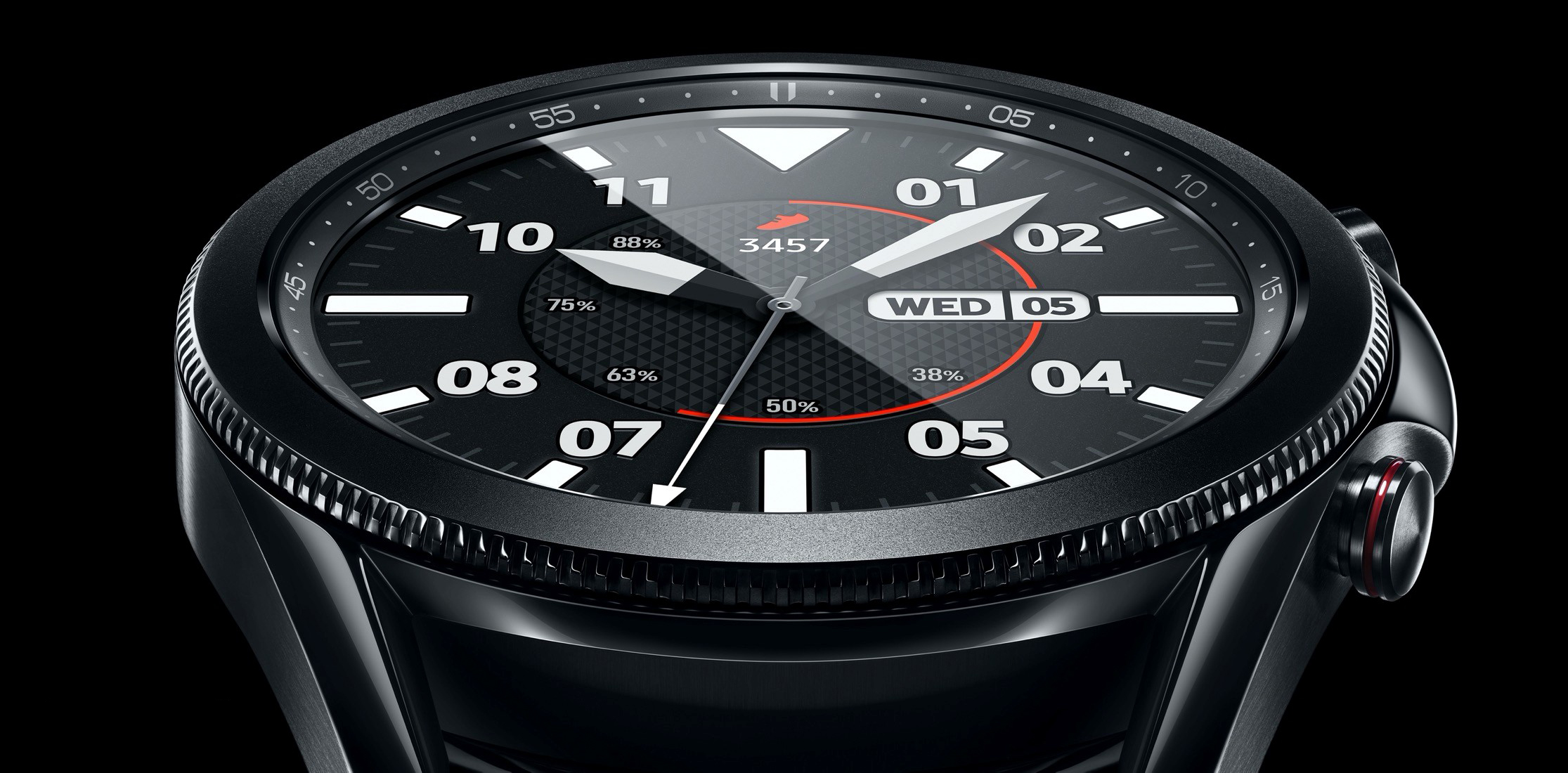 Samsung Galaxy Watch 3 Mystic Silver