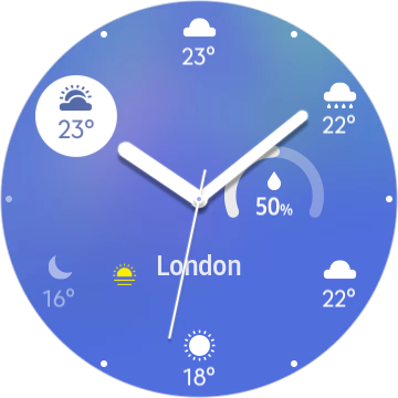 Samsung Galaxy Watch 3 Watch Face - 02