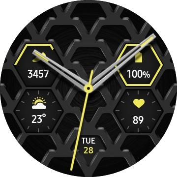 Samsung Galaxy Watch 3 Watch Face - 04