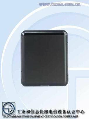 Samsung Galaxy Z Flip 5G Grey