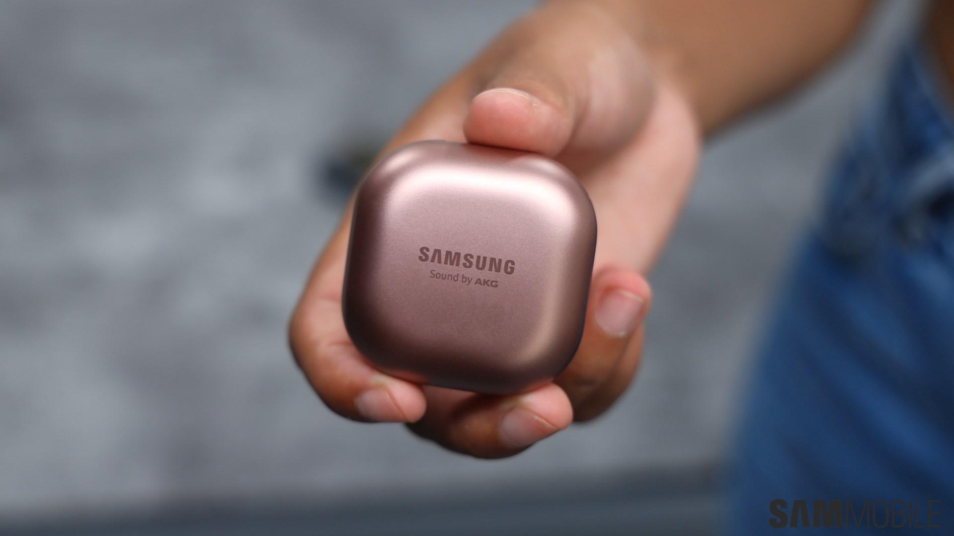 Samsung Galaxy Buds Live Sammobile