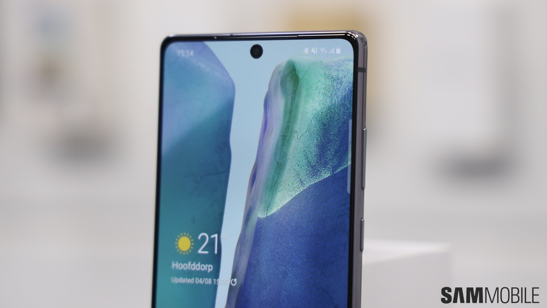 Samsung Galaxy Note 20 Sammobile