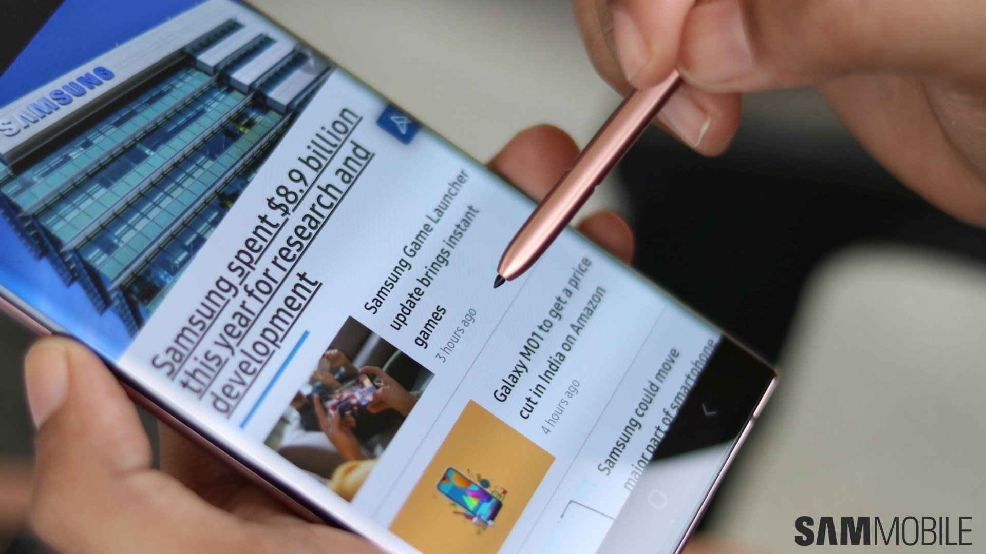Galaxy Note 20 Ultra review