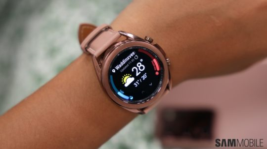 Galaxy Wearable app updated ahead of Galaxy Buds 2, Watch 4 launch -  SamMobile