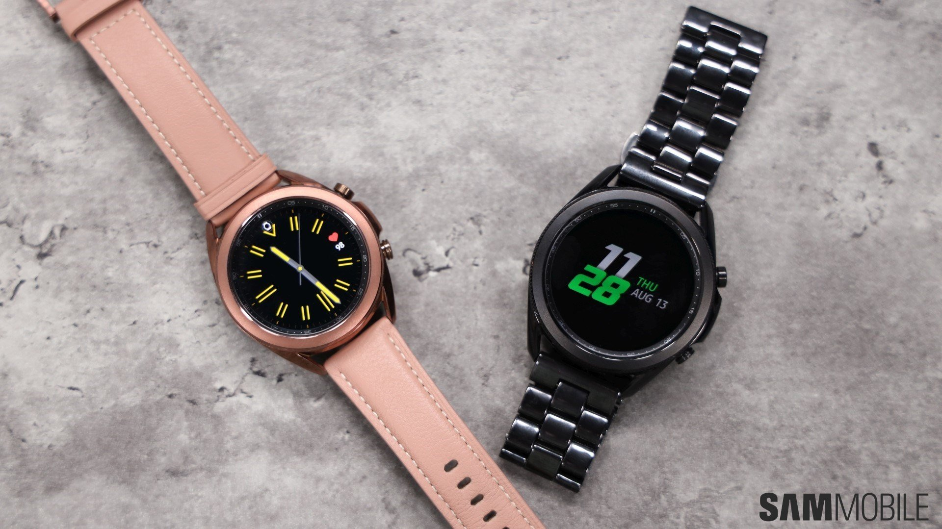 Updates brings ECG to Galaxy Watch 3 in USA,Tizen 5.5 to Watch Active 2 - SamMobile