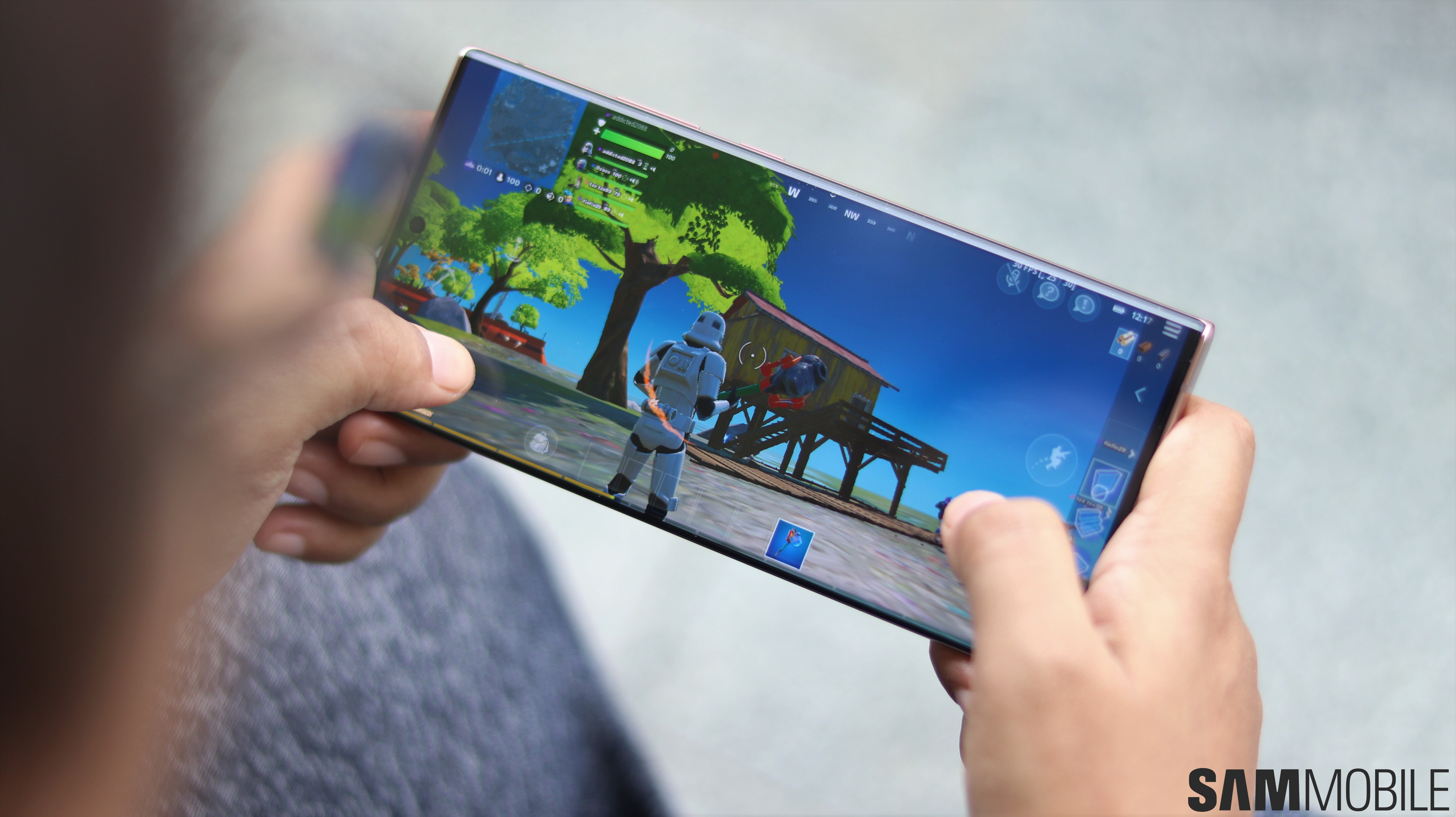 Here S How To Download Fortnite On Your Samsung Galaxy Device Sammobile