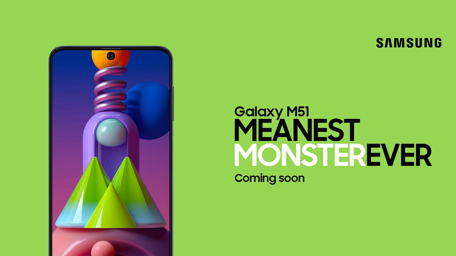 Samsung Officially Teases Galaxy M51 Live Images And Specs Revealed Sammobile