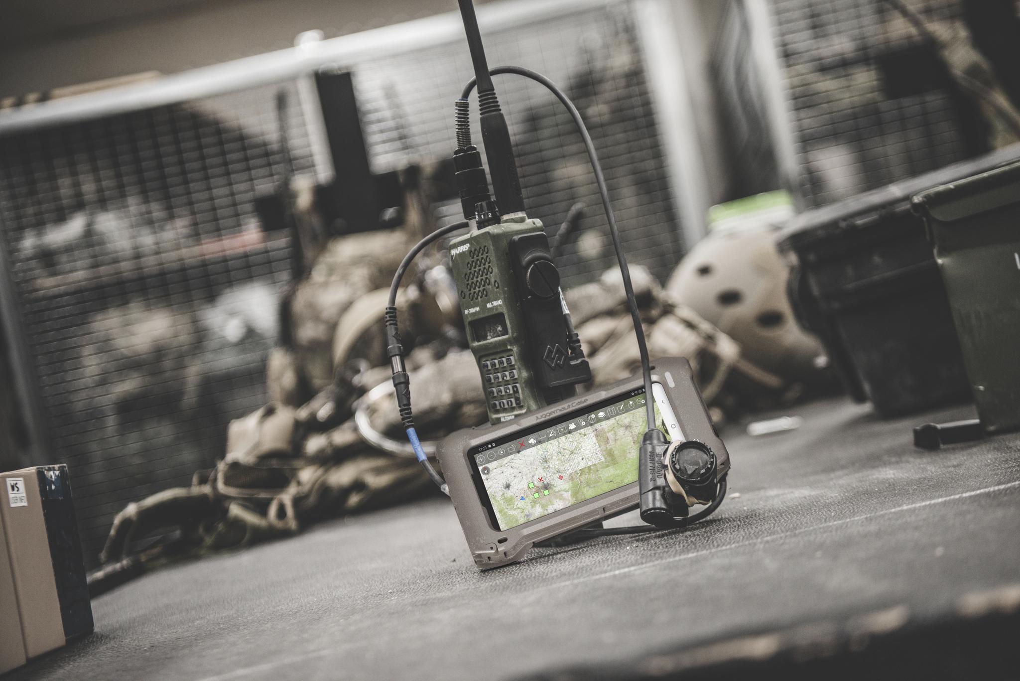 Samsung Galaxy S20 Tactical Edition Juggernaut Military Grade Case