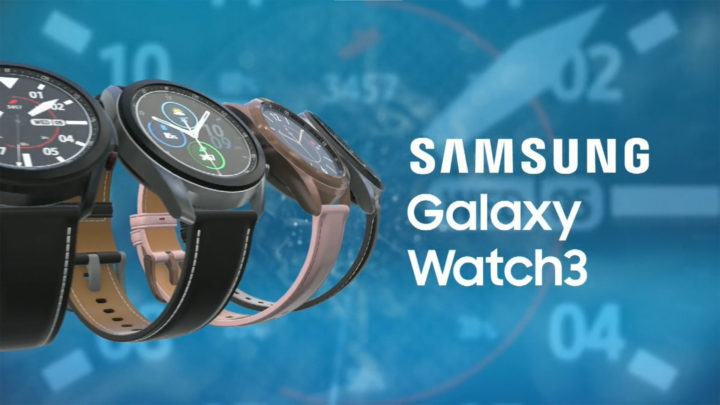 Galaxy Watch 3 colors, features, and size variants confirmed in leaked video - SamMobile