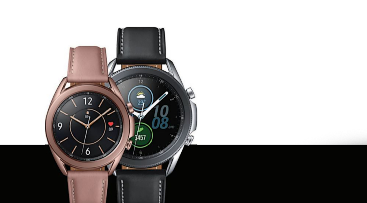 Samsung Galaxy Watch 3 User Manual Leaked Confirms Sizes Manual Guide