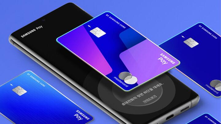 Samsung and Mastercard announce biometric card with fingerprint sensor - SamMobile
