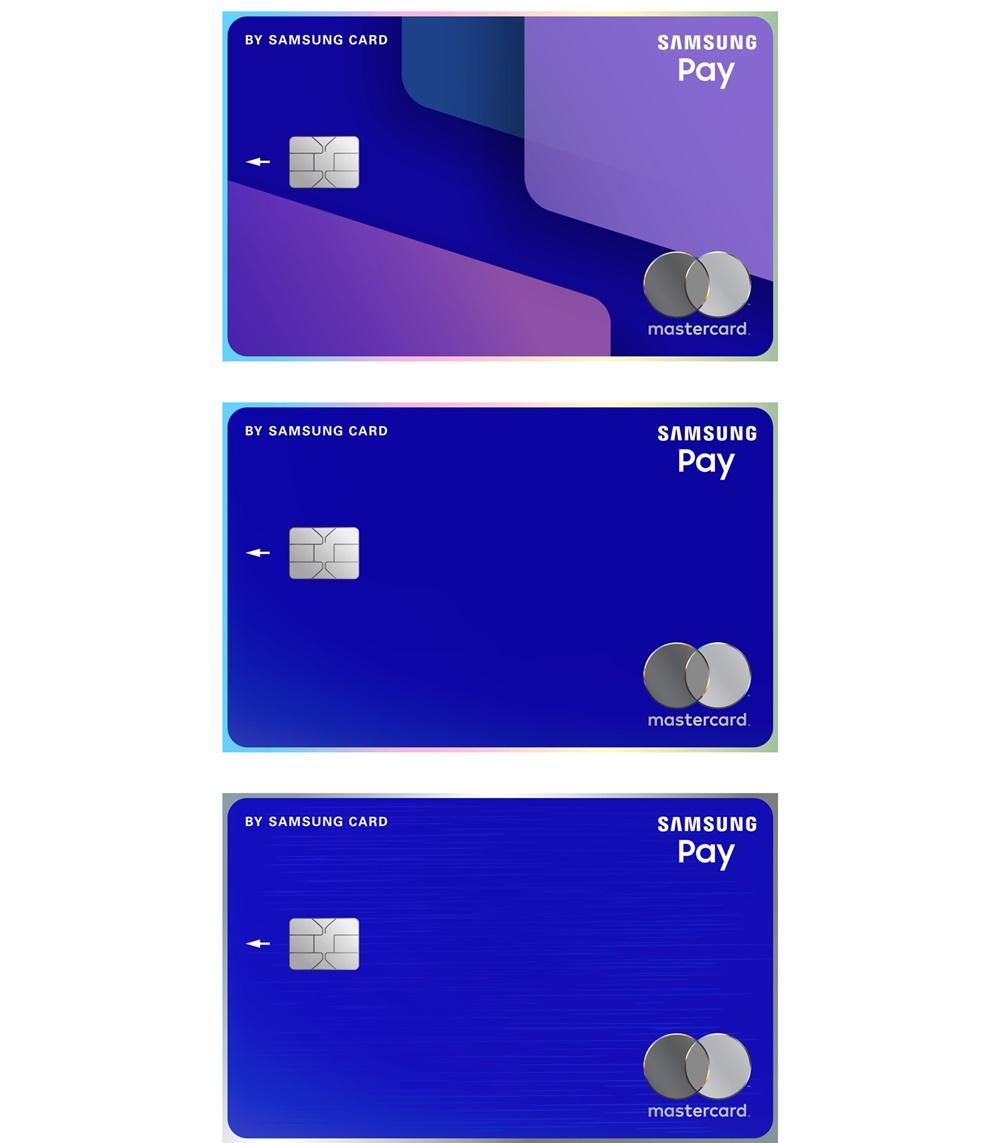 Samsung Pay Card